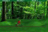Флеш игры - Mountain bike