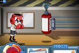Флеш игры - The Fighter Training