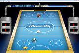 Флеш игры - Ikoncity Air Hockey