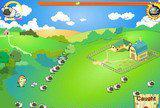 Флеш игры - Sheep game
