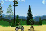 Флеш игры - Stunt Dirt Bike