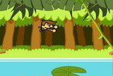 Флеш игры - Jungle jumpjump