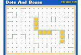 Флеш игры - Dots and Boxes