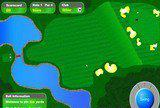 Флеш игры - Flash golf 2001